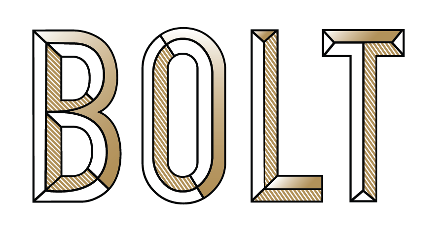 Bolt logo design
