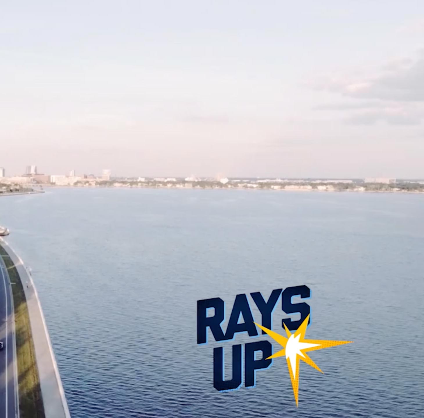 Tampa Bay Rays TV spot still