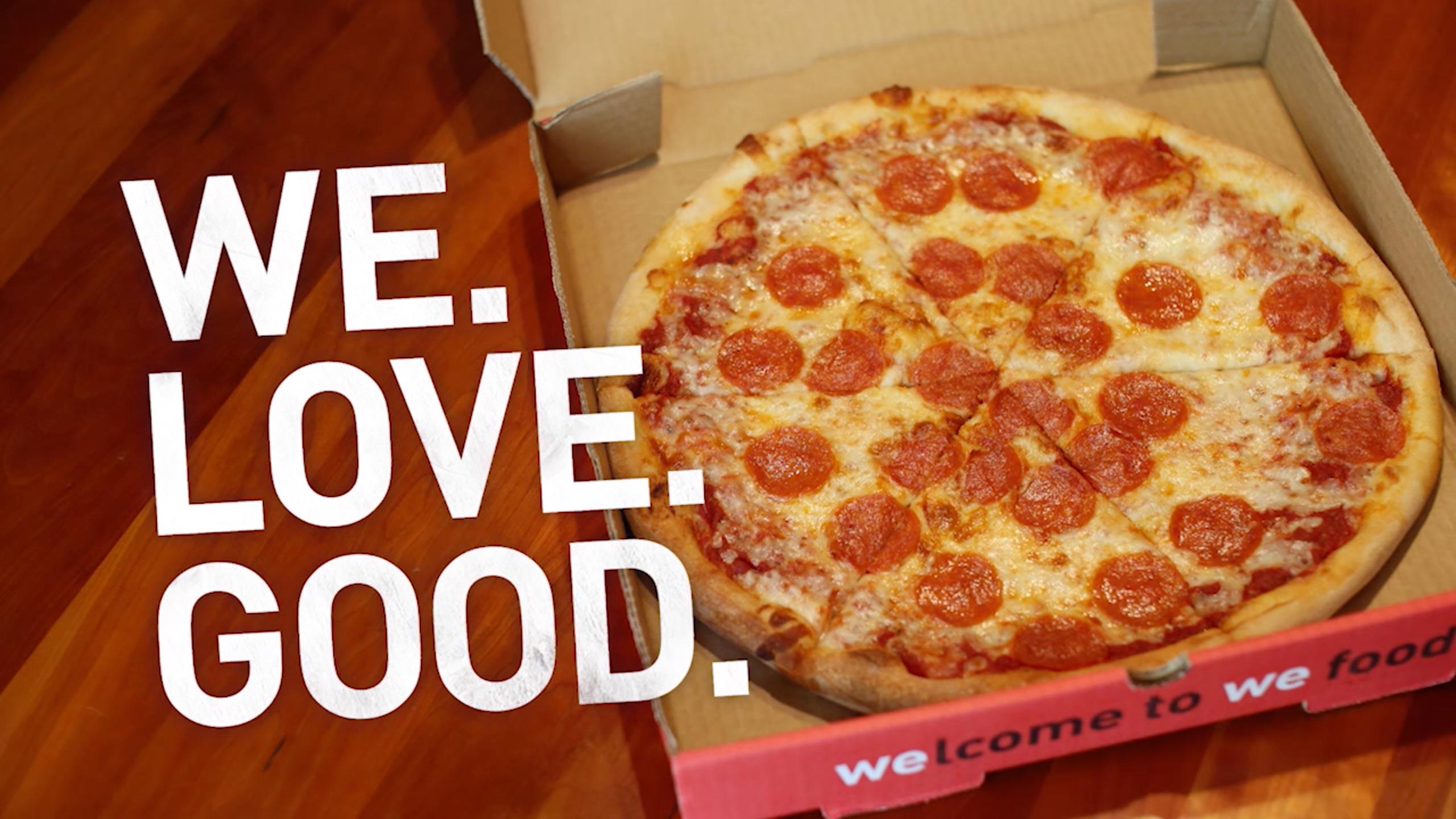 Westshore Pizza video still