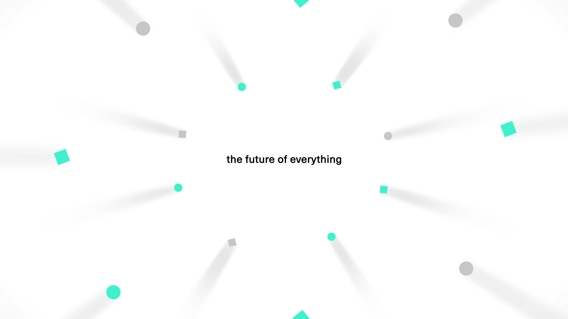 the future of everything graphic