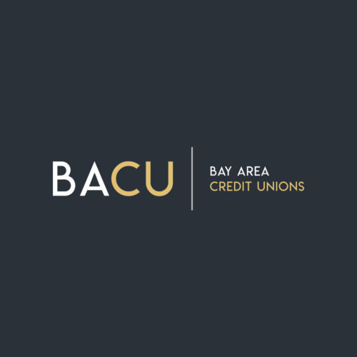 BACU logo on black