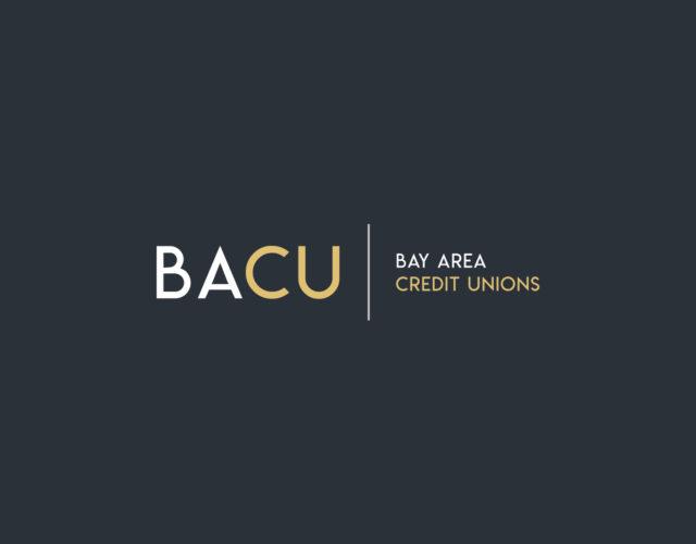 BACU logo on black