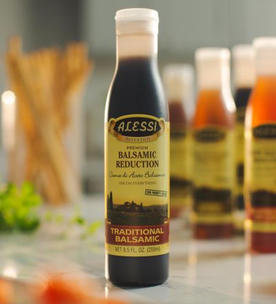 Alessi balsamic reduction bottle